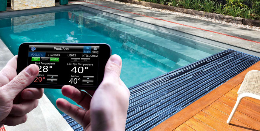 Install pool automation systems, Jacksonville, FL, pool ...